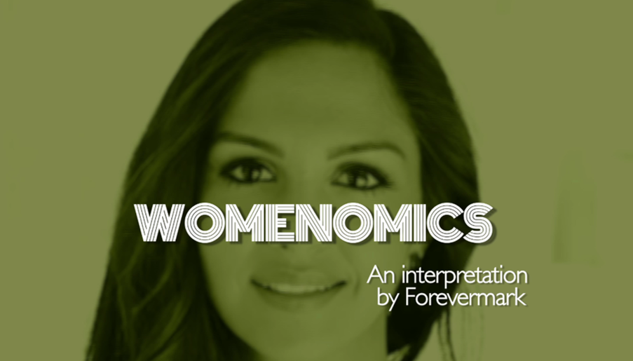 WOMENOMICS- An Interpretation by Forevermark